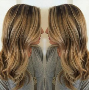 Best Blonde Highlights in NYC by LE SalonNYC in midtown Manhattan