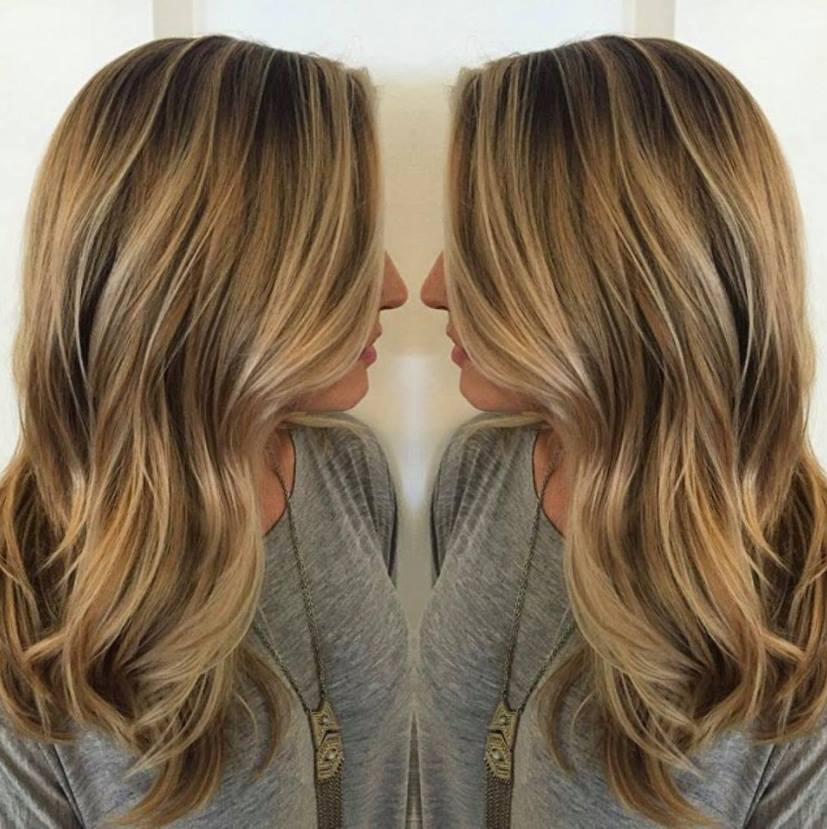 Balayage Highlights in NYC | Ombre & Balayage Highlights | LE Salon NYC